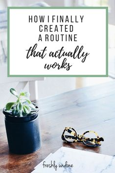 Creating a routine that works for you takes time and patience. We all have different schedules and responsibilities and it can be challenging to figure out what works. Here's how I created a weekly routine that actually works. Beauty Routine Planner, Everyday Beauty Routine, Skin Care Routine For 20s, Beauty Routines, Skincare Routine, Skin Routine, Evening Routine, Time Management Tips, Beauty Hacks
