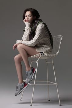 Image of Reebok Classic 2014 Fall/Winter Collection featuring Kiko Mizuhara