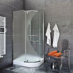 Sea-Horse BK001/3/RML štvrťkruhový sprchový kút 80 x 80 | Hydromasážne vane, boxy a sprchové panely | Renovuj.sk Vane, Fantasy, Elegant