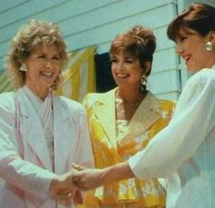 Dallas Pamela, Sue Ellen and Donna