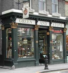 Green & Stone  art supplies and art antiques            Green & Stone      Address      259 Kings Road      Chelsea      London SW3 5EL        Tel: (020) 7352 0837      Fax: (020) 7351 1098      Email address : sales@greenandstone.com