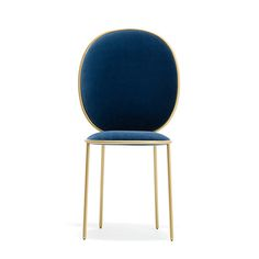 Stay Dining Chair Indigo - Collection III - Designed by Nika Zupanc for Sé