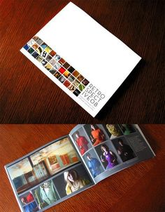 Booklet Design - Brochure Designs - Gorgeous Brochures and Booklets Brochure Layout, Brochure Design, Branding Design, Company Brochure, Brochure Template, Yearbook Design, Yearbook Ideas, Catalogue Layout, Catalog Printing