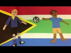 The Soccer Fence, Book Trailer, Created by Elementary School Students from Brookfield Academy in Brookfield, Wisconsin - YouTube