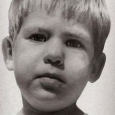 3 year old Simon Brook was playing in his front yard of his house and was last seen walking with a thin-faced man. He was never seen again. His mutilated body was found in a cubby hole.