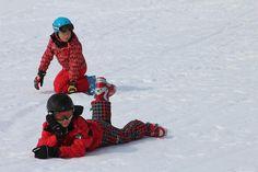 E dopo la gara... tutti a giocare sulla #neve!  #ApricaforAriel