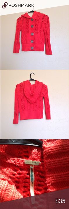 ❤️Free People Knit Cardigan❤️ Excellent condition! Size xsmall but fits a small! Crop cardigan! Free People Sweaters Cardigans