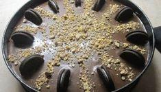 Γευστικό cheesecake σοκολάτας με φουντούκια! Griddles, Griddle Pan, Cheesecake, Grill Pan, Cheese Cakes, Cheesecakes