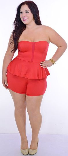 Glam is the web's best sexy plus size online store clothing website ...