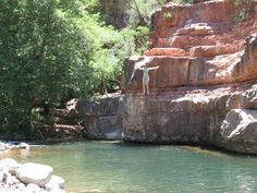 Old-time swimming holes add to Sedona's charms