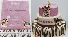 #scrumptions #babyshowers #it'sagirl #cakes
