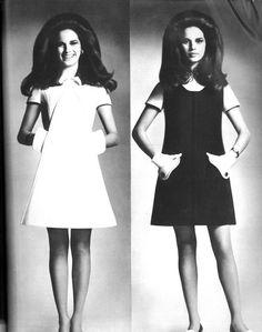 Lana Del Rey's Grandmother, Beatrice Dautresme for Vogue, Paris 1969