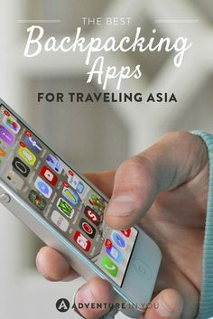 Planning to travel around Southeast Asia? Here are must have apps to help make your travels easier!