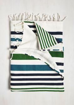 Sharing Fresh Air Beach Blanket, @ModCloth