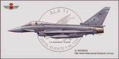 Resultado de imagen de eurofighter españa 2016