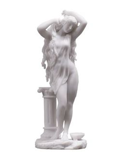 Amazon.com: Goddess Aphrodite (Venus) Greek Roman Mythology Statue Sculpture: Home & Kitchen