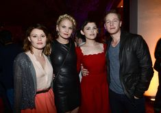 Jennifer Morrison In March 2017, it was announced that Morrison was cast as Stephanie in an off-Broadway revival of the play The End of Longing. University Of Scranton, Just Dance 4, Josh Dallas And Ginnifer Goodwin, Star Trek 2009, Emilie De Ravin, Band Director, Medical Drama, Press Tour, Funny Scenes