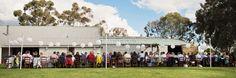 Spring long lunch at St Leonards Vineyard, Wahgunyah, Victoria, Australia