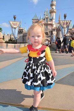 Halloween child black Orange Witch Costume pettiskirt and hat size 6-9 girls ⭐
