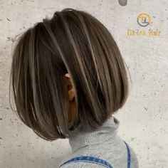 Short Layered Haircuts, Short Bob Hairstyles, Prom Hairstyles, Short Haircut, Diy Haircut, Colored Hair Tips, Latest Hair Color, Long Hair Video, Very Short Hair
