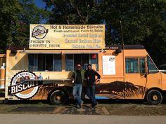 Best meal on wheels: Ozark Mountain Biscuit Company •The 13 Best Restaurants in Columbia, Missouri