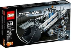 Buy LEGO TECHNIC Compact Tracked Loader NEW 2015for R299.00