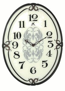 pristine wall clock