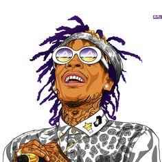 Wiz Khalifa   Art