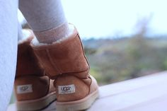 Hipster Photo - Uggs