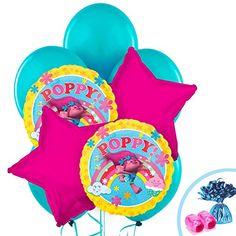 Trolls Balloon Bouquet BirthdayExpress