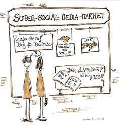 Social Media Strategien in der Unternehmenskommunikation von KMU