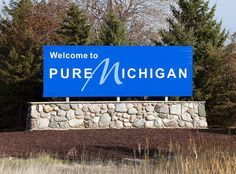 pure Michigan -nothing like coming HOME