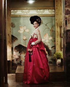 gemma } church dress for the women's church ♡ ~exact Korean Traditional Dress, Traditional Clothes, Korean Dress, Korean Outfits, Modern Hanbok, Rococo Fashion, Creative Shot, Asian Angels, Asian Design