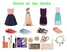 """""""Wedding Tale"""" by jelena4life2015 ❤ liked on Polyvore featuring WearAll, maurices, Vans, Michael Kors, claire's, Aéropostale, Bare Escentuals, Stila and Napoleon Perdis"""