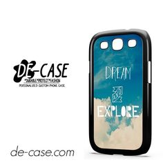 Dream And Explore DEAL-3712 Samsung Phonecase Cover For Samsung Galaxy S3 / S3 Mini