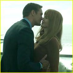VIDEO: Nicole Kidman & Alexander Skarsgard Kiss in New 'Big Little Lies' Trailer!