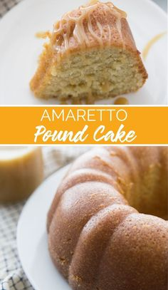 This Amaretto Pound Cake recipes is rich, tender, and bursting with almond flavor, it's everything that a pound cake should be. via @familyfresh Amaretto Pound Cake Recipe, Amaretto Cake, Pound Cake Recipes, Pound Cakes, Easy Summer Desserts, Holiday Desserts, Holiday Recipes, Sweet Recipes, Snack Recipes