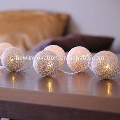 10L Warm white LED Cotton Ball Lights decorative led,wedding lighting decor, View decorative led, NEW INNOVATION decorative led Product Details from Hangzhou New Innovation Lights Co., Ltd. on Alibaba.com