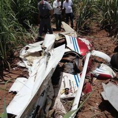 Apuração de acidentes aéreos se torna sigilosa com nova lei