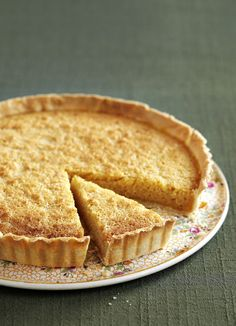 Lulu's treacle tart: Olive magazine deputy editor Lulu's best one yet. This simple recipe for the classic treacle tart is perfect for Sunday lunch with family and friends.