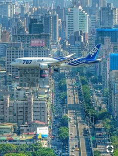 Boeing 787 Dreamliner from All Nippon Airways (ANA) on final for landing. Airplane Photography, Aerial Photography, Types Of Photography, All Airlines, Cargo Airlines, Commercial Plane, Commercial Aircraft, Air Birds, International Civil Aviation Organization