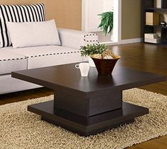 Cool 48 Pretty Coffee Table Design Ideas To Try Asap Living Room Center, Decor, Coffee Table Design, Farmhouse Living Room Furniture, Sofa End Tables, Modern Furniture Living Room, Living Room Diy, Table Decor Living Room, Center Table Living Room