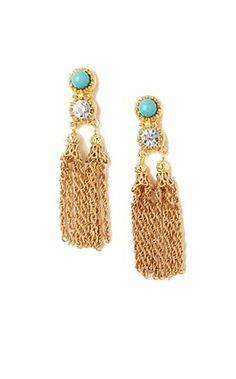 Razzle Tassel Earrings