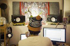 In the Studio: Toro Y Moi | XLR8R