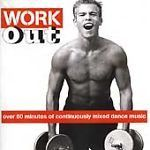 Work Out 60 Min Mixed Dance Music, RARE various artists CD (1997)