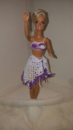 Barbie's Honeymoon Swimsuit by GrandmasGalleria on Etsy