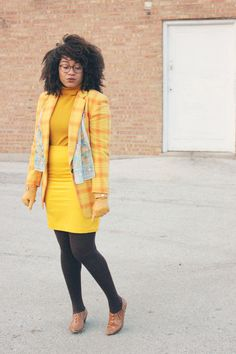 AVANT BLARGH: mellow yellow. Reminds me of Cher from Clueless. Lurve.