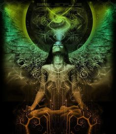 Meditation / We are divine / Sacred Geometry <3