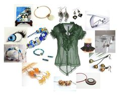"""""""I spy with my little eye"""" by planitisgi ❤ liked on Polyvore featuring Elisa Cavaletti and Shamballa Jewels"""