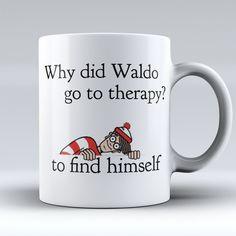 """Limited Edition - """"Counselor Waldo"""" 11oz Mug"""